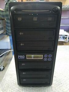 Super Multi Pro Duplicator  JPS703 Ver.Y.9LJ      5 DVD CD Burner w/ Power Cable