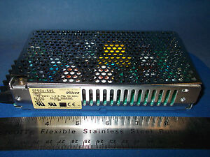 SP50U-58S VOLGEN SWITCHING POWER SUPPLY 100-230V 1.2-0.75A 58Vout ORIG BOX NEW