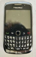 Blackberry Curve 3G 9300 Black Smartphone Cell Phone AT&T