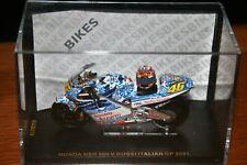 Valentino Rossi Honda NSR500 Mugello with Helmet 2001 - Rare