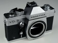PRAKTICA LTL 3  camera BODY ONLY M42 mount fully working