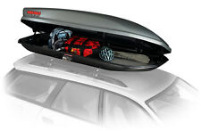 Yakima Skybox Pro 18,Yakima Roof Boxes #8007183 titanium finish,510L Luggage Box