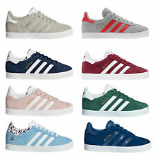 Adidas Originals Gazelle Children Kids Sneakers Trainers Low Shoes Suede