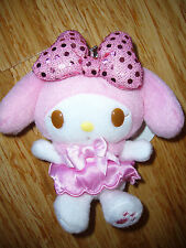 BRAND NEW MELODY SPARKLING BOW DOLL FROM SANRIO JAPAN