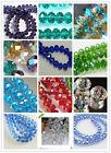 New 70pcs 8mm Multicolor Swarovski Crystal Gem Loose Beads 16 Color optional