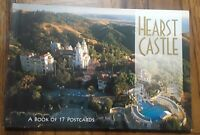 Hearst Castle Book of 17 Postcards San Simeon, CA Historical Monument Impact New