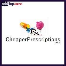 CheaperPrescriptions.com - Premium Domain Name For Sale, Dynadot