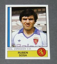 338 SOSA ROOKIE URUGUAY ZARAGOZA PANINI LIGA FUTBOL 87 ESPAÑA 1986-1987 FOOTBALL