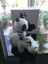 Cacooca Prah Panda Riding A Hippo Collectible