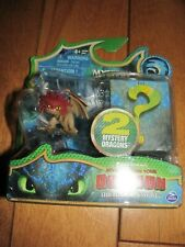 Dreamworks Dragons Cloudjumper + Mystery Dragon The Hidden World NEW