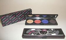 "MAC HELLO KITTY ""LUCKY TOM"" 4 EYE SHADOW PALETTE ROYAL PARADISCO STYLIN NIB"
