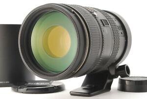 """Nikon AI AF VR Zoom-Nikkor 80-400mm f/4.5-5.6D ED """"Exc+++++"""" 302484 from Japan"""