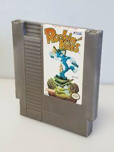 Rockin' Kats (US Nintendo NES) Original / Tested
