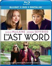 The Last Word (Blu-ray/DVD/DIGITAL HD) Brand New sealed ships FAST W SLIPCOVER