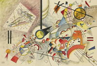 Wassily Kandinsky Untitled Giclee Canvas Print Paintings Poster Reproduction