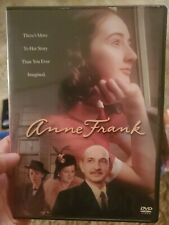 Anne Frank: The Whole Story (DVD, 2001) OOP MEGA RARE