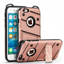 Heavy Duty Case for iphone 5 5s SE Kickstand Shockproof Armour Hybrid Protective