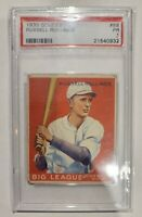 Russell Rollings 1933 Goudey #88 PSA/DNA PR 1