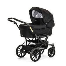 Emmaljunga Einsitzer-Kinderwagen mit 5-Punkt-Sicherheitsgurt