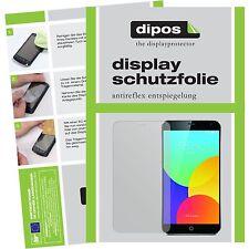 6x Meizu MX4 Schutzfolie matt Displayschutzfolie Folie dipos Displayfolie