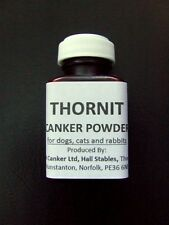 THORNIT MITE POWDER ORIGINAL PROVEN FORMULA FOR ITCHY SORE EARS DOGS CAT RABBIT