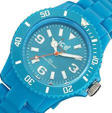 NEW $110 Ice-Watch Womens Classic Fluo Blue Watch CF.BE.U.P.10 NO BOX