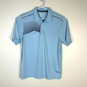 Cutter & Buck Blue Premium Golf Polo Shirt (US Sizing) Size Men's Medium