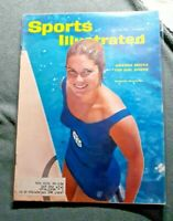Sports Illustrated July 23 1962 Barbara McAlister Girl Diver vintage magazine si
