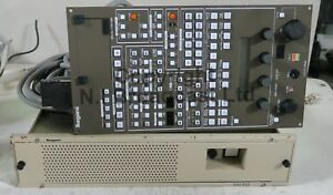 Ikegami master MSU csu-323 plus msu 388 panel (faulty)
