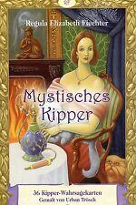 MYSTISCHES KIPPER - Regula Elizabeth Fiechter - KARTEN & BUCH SET - NEU