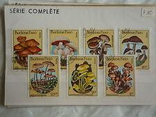 - BURKINA FASO - Flore - champignons -  1985 - F44