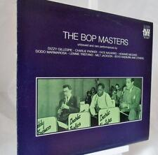 The Bop Masters ... unissued & rare performances ... BLJ 8017
