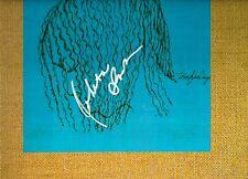 Roberta Flack signed Oasis LP