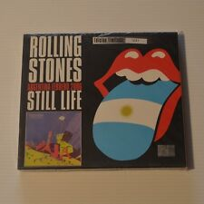 ROLLING STONES - STILL LIFE - ARGENTINA CD TOUR EDITION