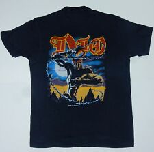 Dio 1984 Last in Line World Tour Concert Tee Metal 1980's Vintage T-shirt