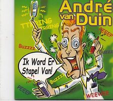 Andre Van Duin-Ik Word Er Stapel Van cd single