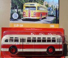 n° 35  ZIS 154  Autobus et Autocar du Monde  RUSSIA  année 1946  1/43 Neuf boite