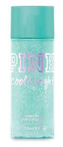Victoria's Secret Pink Cool & Bright Shimmer Body Mist 250ml 8.4 fl oz