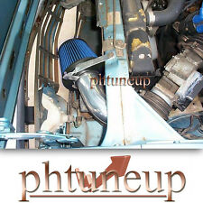 BLUE fit 1975-1983 NISSAN DATSUN 280Z 280ZX 2.8 2.8L N/T AIR INTAKE KIT + FILTER
