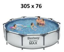 Bestway 56406 Steel Pro Max Frame 305x76  305 x 76 Modell.2021 - ohne Zubehör