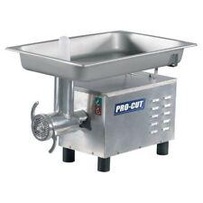 Pro-Cut Kg-12-Ss Meat Grinder Electric #12 Hub 3/4 Hp Motor