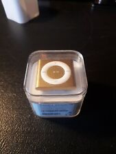 New and Sealed Apple iPod shuffle 4th Generation (Mid 2015) Gold (2GB)