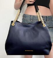 Michael Kors Tasche/Bag Jet Set Item LG  Shoulder Navy NEU!