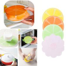 Tazón de Silicona Reutilizable de estiramiento envolturas de almacenamiento de alimentos Cubierta Sello Fresco Tapas hervir