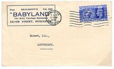 S134 1948 GB * Doncaster * SPORT annuncio SUPER usi commerciali delle Olimpiadi PTS