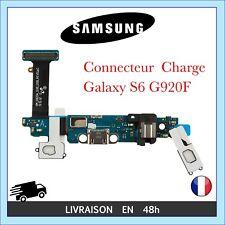 NAPPE CONNECTEUR DE CHARGE USB MIC JACK POUR SAMSUNG GALAXY S6 SM-G920F