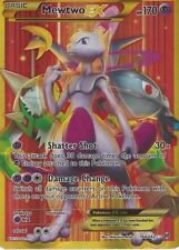 Mewtwo EX Near Mint or better 1x Pokémon Individual Cards