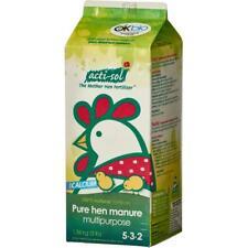 1.36kg 5-3-2 Hen Manure All Purpose Fertilizer