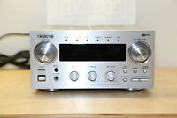 TEAC AG-H300 MK III 3 Mini-Anlage Stereo Receiver in Silber inkl. Anleitung