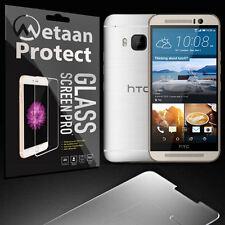 Für HTC One M9 Schutzglaß Schutzfolie 9H Panzerglas Echt Glas Schutz Folie